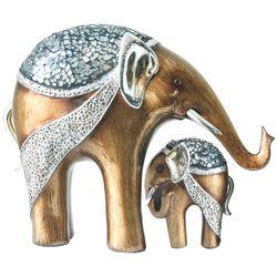 행운 코끼리 장식소품
