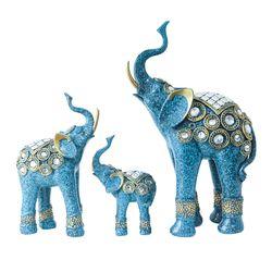 알라딘 코끼리 3P 장식소품