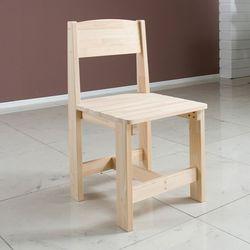 응드 편백나무 의자