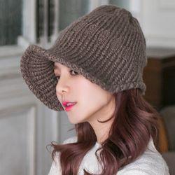 와이드 벙거지  모자