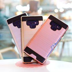 LG Q7 (LG Q720) Obli 카드 범퍼 케이스