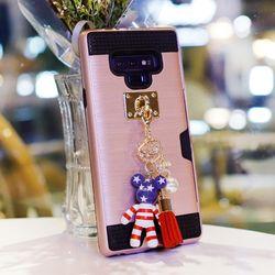 LG Q6 (LG X600) Obli포포베 카드 범퍼 케이스