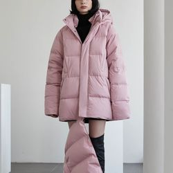 Reach PERFECTION 옴니히트 프리미엄 2WAY 구스다운 핑크
