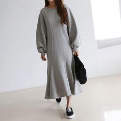 Gimo Swing Cotton Dress