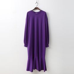 Gimo Flare Long Dress