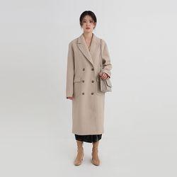 week wool double coat (2colors)