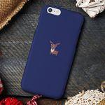 [아이폰] 사슴 v2 블루 하드 케이스