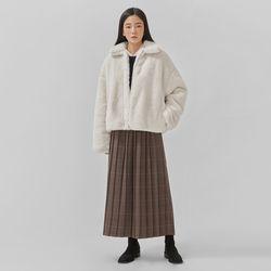 bony fur jacket