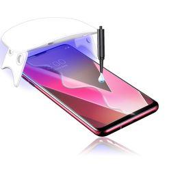슈퍼돔 LG V30 액상 풀점착 풀커버 강화유리 글라스
