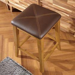 젤라이 원목 의자