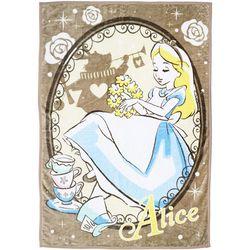 디즈니 이상한 나라의 앨리스 싱글담요 (래빗홀)