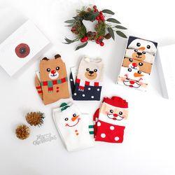 패키지 크리스마스 5매 선물세트