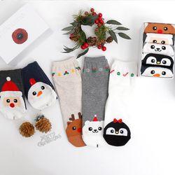 옹기종기 크리스마스 5매 선물세트
