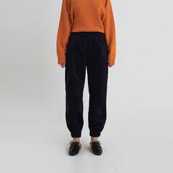 corduroy jogger pants (3colors)