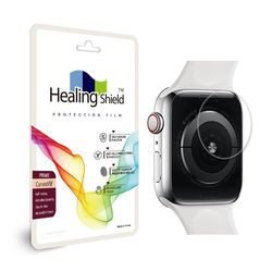 애플 워치4 40mm 프라임 고광택 심박센서 액정 2매