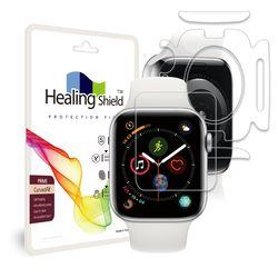 애플 워치4 44mm 프라임 전면 2매+심박센서 액정 2매