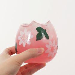 리버리프 동글이 유리컵 (395ml)