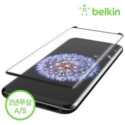 벨킨 삼성 갤럭시S9플러스 템퍼드 강화유리 보호 필름  F7M062zz