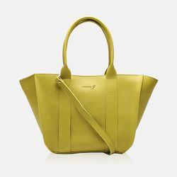 에밀리 숄더 크로스백 (yellow)