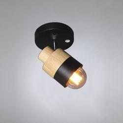 믹스 사각 원형 1등 센서 (LED전구포함)