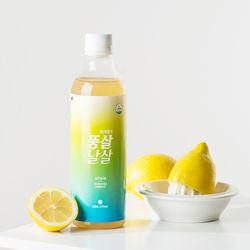 뚱살날살 가르시니아 레몬 클렌즈주스 1일분 500ml 3병