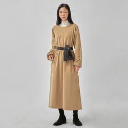 waist string corduroy ops