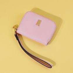 라템 눈꽃 여자카드지갑 핑크(AG2C8812DAPP)