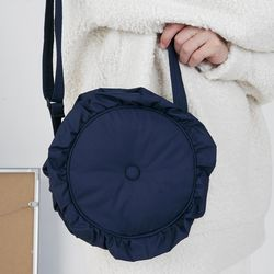 PFS PADDING CIRCLE BAG - NAVY