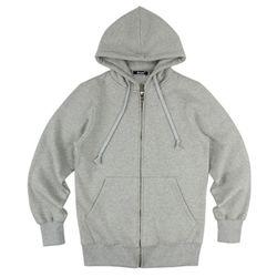 [ARSON] 알슨 2312 arson Zip-Up Hood (MELANGE)