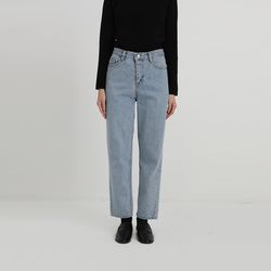 french light straight jean