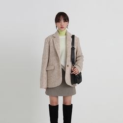 mohair wool jacket (2colors)