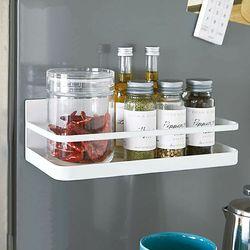 냉장고 자석 스틸 다용도 양념통선반