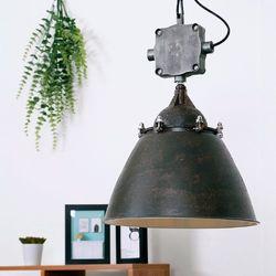 피오네 펜던트-러스트 + LED전구