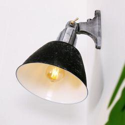 루트 벽등-빈티지 + LED 전구