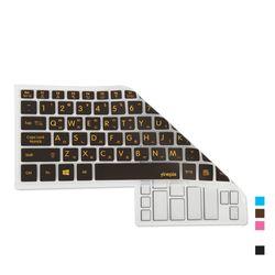 HP 15-cs0128TX 용 문자인쇄키스킨