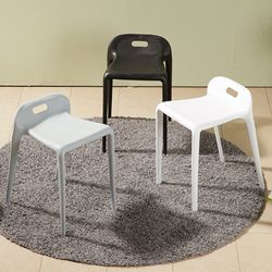 심플 라인 의자 330