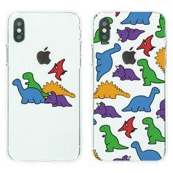 Dinosaur 소프트젤리케이스(아이폰전기종)