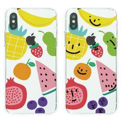 과일샐러드 소프트젤리케이스(아이폰전기종)