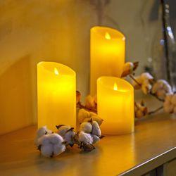 아티파티 리얼왁스 LED촛불 중