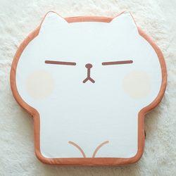 빵냥이 강아지 고양이 식빵 방석 매트리스 L