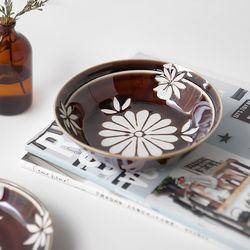 브라운 슈가 볼접시 JAPAN