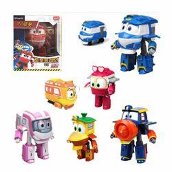 변신 기차 로봇트레인 S2 변신로봇
