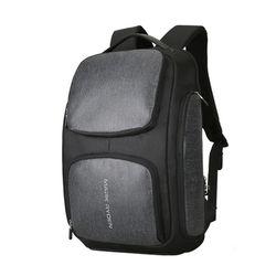 마크라이든 USB충전 백팩 노트북가방 여행가방 MR0032B