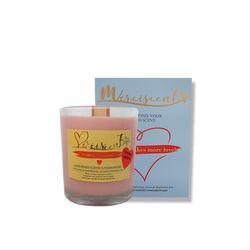 메르시센트 모어러브 핑크 소이캔들 150ml