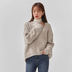 marvel lambswool knit