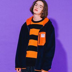 Crump mountain fleece hoodie zipup (CO0022-1)