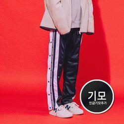 [예약판매 12/3 발송] [기모]Crump snap track pants (CP0070g-1)