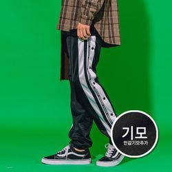 [예약판매 12/3 발송] [기모]Crump snap track pants (CP0070g)