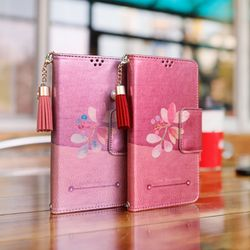LG X4플러스 (LG X415) Perla-QChasse-T 지갑 다이어리 케이스