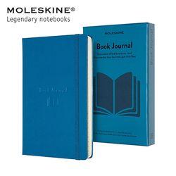 몰스킨 패션저널 하드커버 라지 뉴 북(Book)